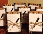 Employee Appreciation Gifts, Set of 10, Dry Erase Board, Choose Any Name, office gifts, coworker gift, Admin Professional, corporate gifts