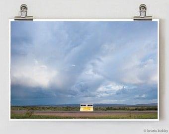 Prada Marfa Sky West Texas Fine Art Photography Print