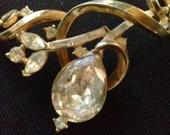 Vintage Ornate Necklace