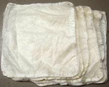 FIBER Silk Hankies, Undyed Mawata Silk Caps, Mawata Silk Fiber, Silk Squares, Felting Silk, Nuno Felting Squares, Undyed Silk Hankies