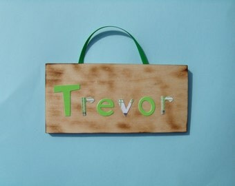 Trevor name sign