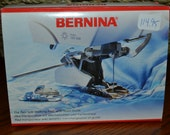 Bernina Two Soled Classic Walking foot with seam guide