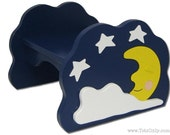 Moon and Stars Step Stool