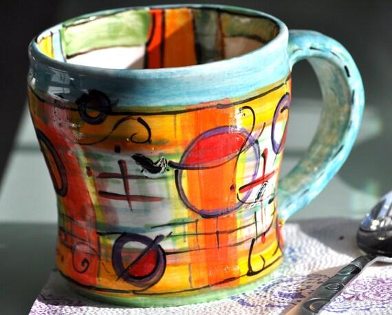 Curiosity Coffee Cup