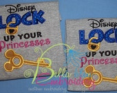 Embroidered Disney Shirts, Disney Princess Shirts, Disney Shirts for boys, Embroidered Shirt, White or Grey  Short sleeve tshirt 2T to 7