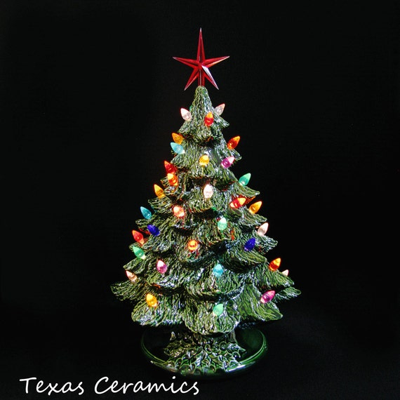 Deck The Halls With A Ceramic Christmas Tree 12 By