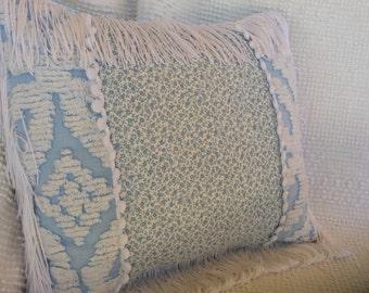 Am I Blue Boudoir Pillow