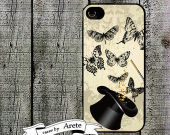 iphone 6 case Magical Butterflies iPhone Case - for iphone 4,4s or iphone 5, 5s - iphone 5c