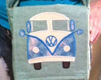 VW Van Pouch/purse combo