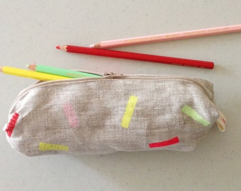 Pencil Case, Washi