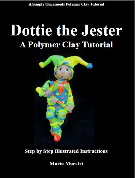 polymer clay step by step instructions