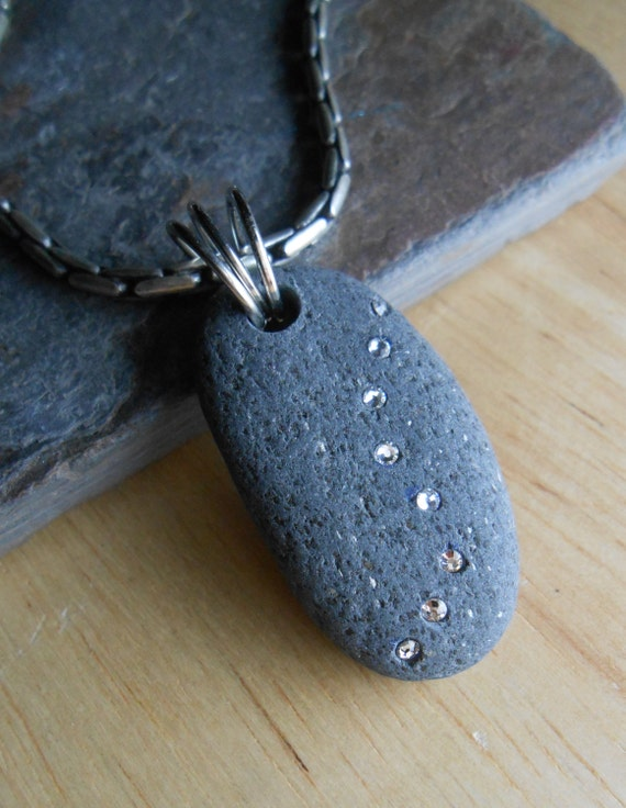 Beach Stone Jewelry Path of Enlightenment Beach Rock and