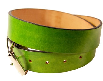 Solid Color Belts