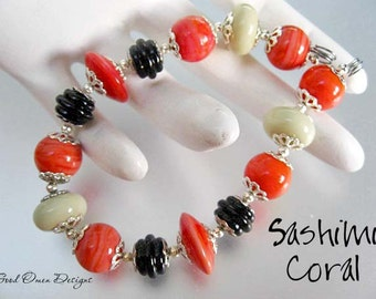 SASHIMI CORAL a spacer set