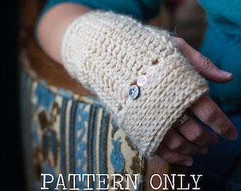 PATTERN:  Fingerless Gloves