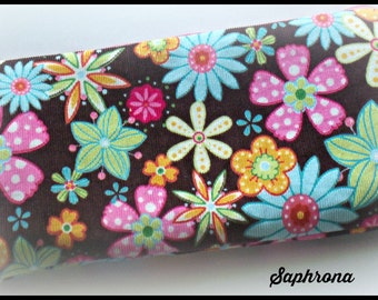 sleek pencil case/eyeliner case purse organizer