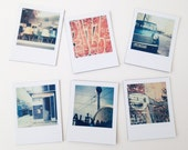 east berlin polaroid magnets ... set of 6 magnets