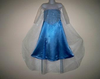 Disney's Frozen Elsa Kids Costume
