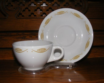 Sterling Verified China Teacup and Saucer