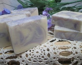 Goat Milk Soap Lavender Handmade Cold Process