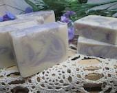 Goat Milk Soap Lavender Handmade Cold Process