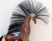 Reserved for Teresa - Spirit Horse Original Sculpture