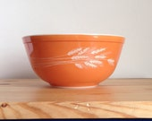 Vintage Pyrex Autumn Harvest Bowl