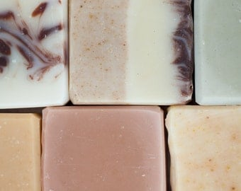 Your Choice// Five Orchard Farm Soaps// Bulk Orders