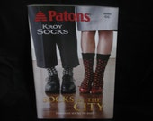 Patons Kroy Socks Pattern Book Knitting