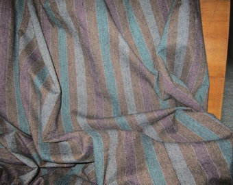 Yummy Lightweight Wool in Fall Colors, earth tones, purple and teal