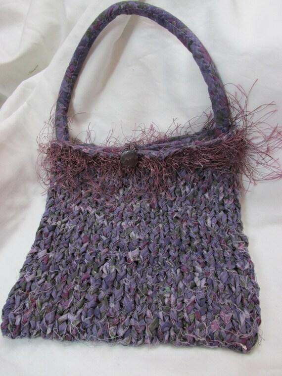 Purple Gem Bag - CLEARANCE @ 50% OFF