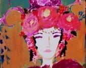Pagoda Lady
