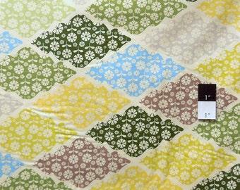 Jenean Morrison PWJM079 In My Room Happy Place Green Cotton Fabric 1 Yard