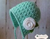 PDF Crochet Pattern - Bonnie Wee