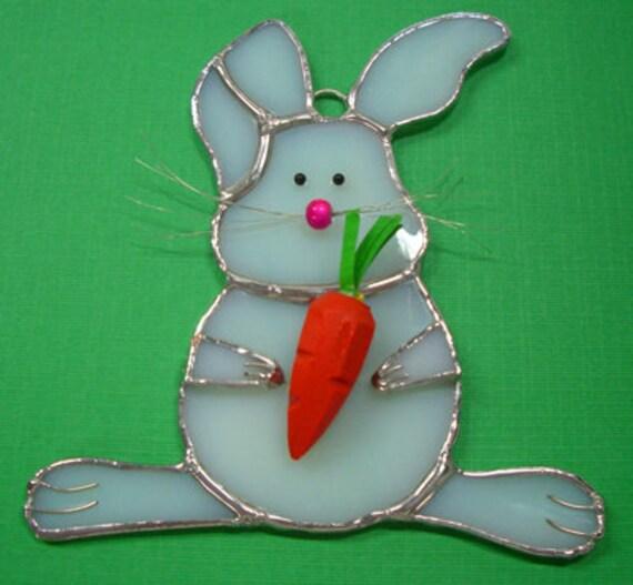 Easter Bunny Rabbit Night Light Big Foot Bunny Nightlight