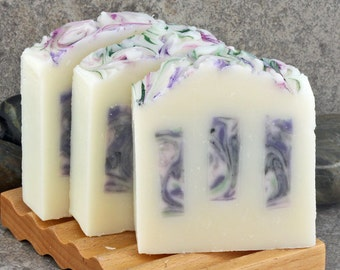 Magnolia Scented Decorative Artisan Soap