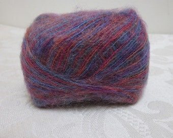 25g Kid Merino Laceweight in Blooming Purple