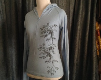 Ladies Leafy Sea-Dragon Sweatshirt
