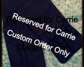 Custom Order RESERVED for Cassieflamemco - Black Massage Lotion Holsters