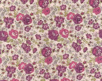 Liberty of London tana lawn fabric Felicite DISCONTINUED DESIGN 6x26