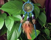 Rainbow Star Dreamcatcher...