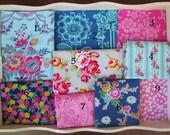 40x56 Jennifer Paganelli Navy & Pink  Blanket Made to Order