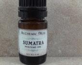 Sumatra - Pefume Oil - Hot Ginger, Sumatra Coffee, Coconut Milk