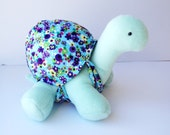 Spring Time Turtle Plush - Sandy - LittleLuckies2