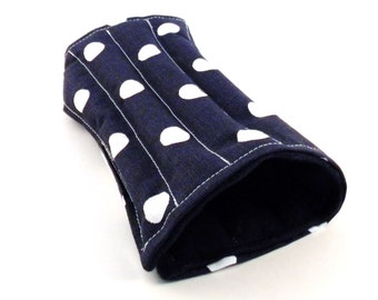 Wrist Warmer Wrist Wrap, Microwave Heated Wrist Cuff, Rice Heating Pack, Hot Cold Wrist Therapy, Carpal Tunnel, Tendonitis, Physical Therapy