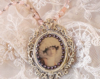 Sweet Rebecca Necklace On Sale