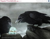 "CIJ SALE Fantasy Art ""Stone of Knowing"" Limited Edition Print"