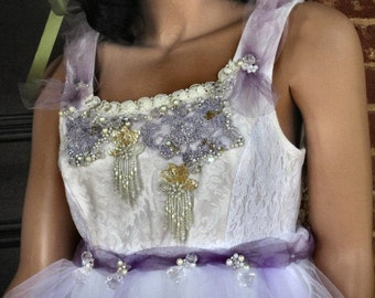 Fairy Costume  Lavender Ice