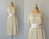Worth Adaption dress | vintage Edwardian dress • antique 1910s dress