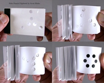 Hole Punch Flipbook No.1